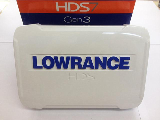 LOWRANCE ローランス HDS7 GEN3